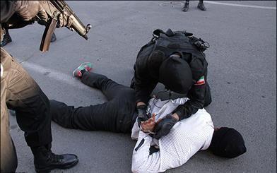 دستگیری شرور متواری پس از درگیری مسلحانه با ماموران دریابانی