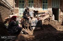 میزان خسارات در مناطق سیل زده اعلام شد