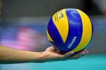 ۶ تیم صعودکننده به فینال لیگ جهانی والیبال مشخص شدند