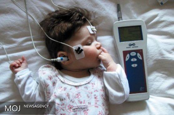 گسترش پوشش طرح غربالگری شنوایی نوزادان در سراسر کشور