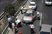 راننده مست جان یک شهروند تهرانی را گرفت