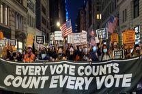 آغاز اعتراضهای خیابانی در آمریکا
