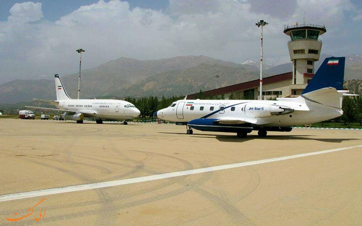افزایش ۷۰ درصدی پروازها در فرودگاه رامسر