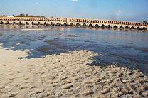 رودخانه زایندهرود با 52 کیلومتر لولهگذاری جاری میشود