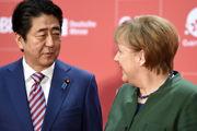 Japan, Germany asked peaceful solution for Venezuela's leadership crisis