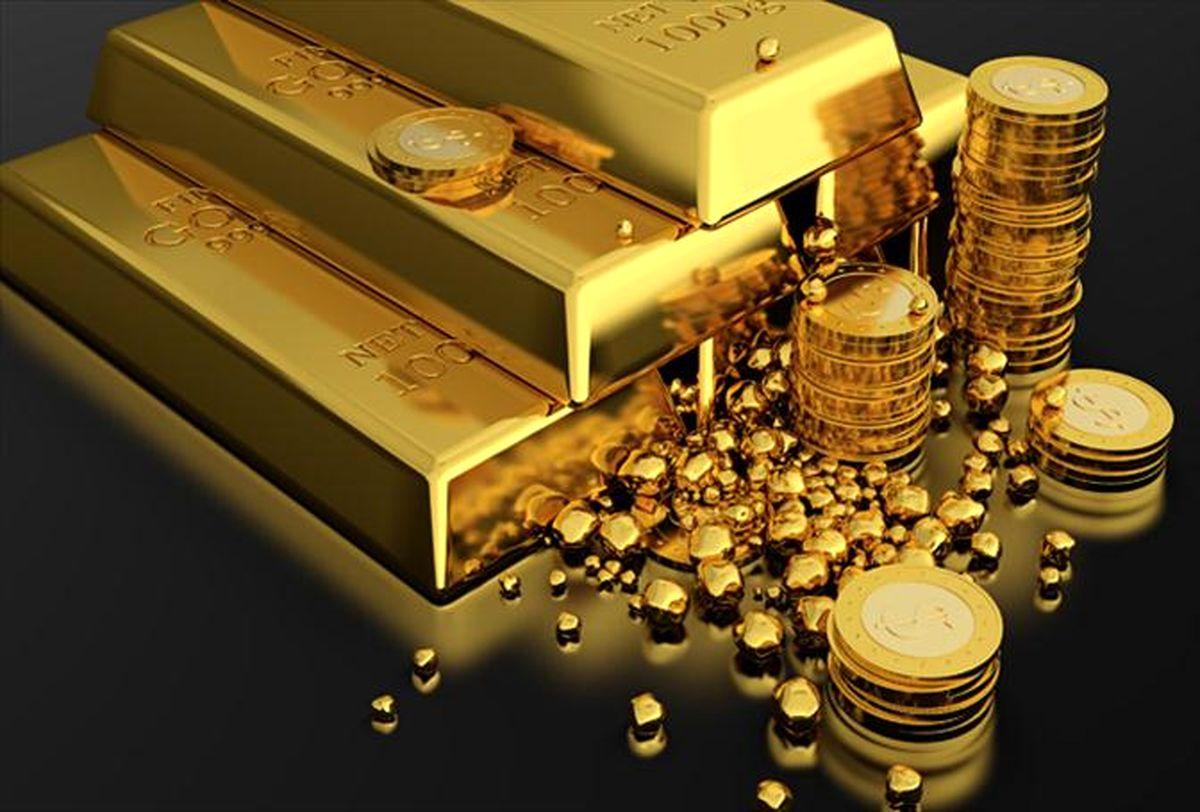 افت قیمت جهانی طلا در معاملات امروز