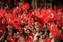 مقام ترکیه: مردم نگران نباشند / حضور مردم در میدان های آنکارا و استانبول