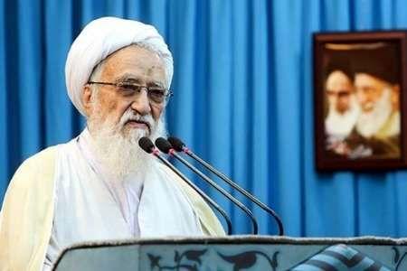 نمازجمعه این هفته تهران به امامت آیتالله موحدیکرمانی اقامه میشود