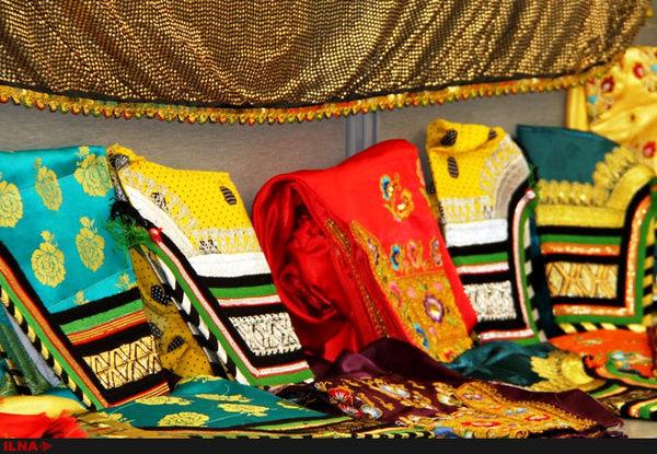 برگزاری نمایشگاه صنایع دستی در بندرعباس