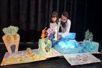 نمایشی که موجب پرورش تخیل خردسالان میشود