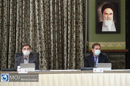 جلسه هیات دولت - ۲۷ فروردین ۱۳۹۹