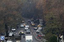 پیش بینی افزایش غلظت آلایندهها در ۴ شهر کشور