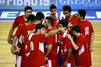صعود تیم ملی بسکتبال نوجوانان با ملی پوش هرمزگانی