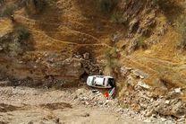 واژگونی خودرو در جاده کوه گنو جان یک نفر را گرفت