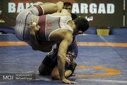 سی و نهمین دوره رقابتهای کشتی جام تختی در کرمانشاه