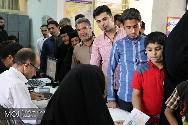 نتایج انتخابات شورای شهر «نگین شهر» و «نوده خاندوز» اعلام شد