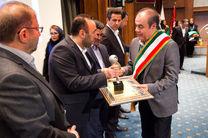 انتخاب مدیرعامل شرکت پارسآریان به عنوان مدیر شایسته ملی