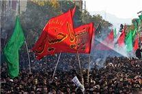 برگزاری مراسم باشکوه هشتم محرم حسینیه اعظم زنجان حاصل همکاری همه جانبه است