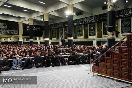 اولین شب مراسم عزاداری حضرت اباعبدالله الحسین (ع)