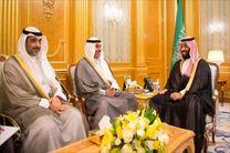 پیام های جداگانه امیر کویت به شاه عربستان و رئیسجمهور مصر