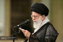 اولین جلسه درس خارج فقه حضرت آیتالله خامنهای در سال تحصیلی جدید برگزار شد