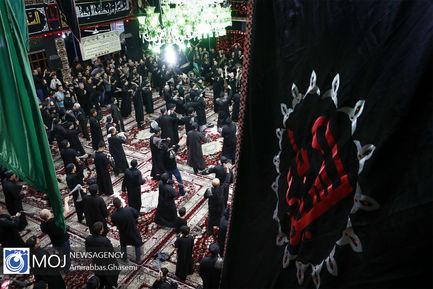 عزاداری+ظهر+تاسوعای+حسینی+(ع)+در+بازار+بزرگ+تهران (1)