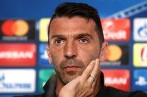 تاریخ خداحافظی بوفون از فوتبال اعلام شد