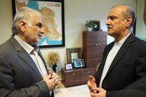 مازندران نقش مهمی درزمینهٔ مبادلات تجاری و ترانزیتی به ترکمنستان دارد