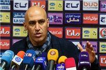 منصوریان: به مصدوم شدن بازیکن ملی پوش خود نگاه منفی نداریم