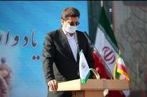 یادواره شهدای شهرستان یزد با یاد شهید سلیمانی مقدمه کنگره ملی 4000 شهید یزد است