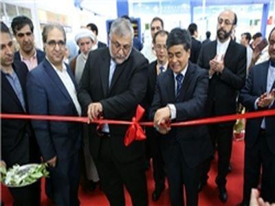 آغاز کار غرفه ایران در نمایشگاه کتاب پکن