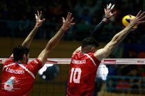 حمزه زرینی به تیم والیبال شهرداری ساری پیوست
