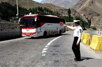 توقیف اتوبوس مسافربری با 400 میلیون ریال کالای قاچاق