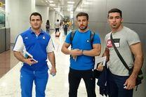 گروه دوم کاروان وزنهبرداری ایران وارد ریو شد