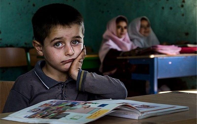 پوشش تحصیلی در مناطق صعب العبور میناب
