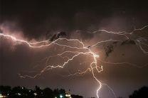 خسارت ۱۱۰ میلیون تومانی باران و صاعقه در بشاگرد