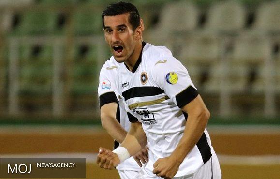 حاج صفی از دیدار امروز سپاهان محروم است
