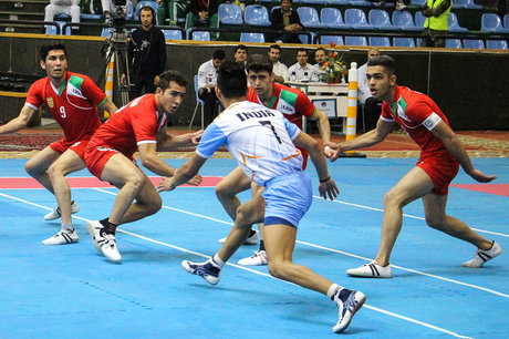 فهرست تیم ملی کبدی برای بازی های آسیایی جاکارتا مشخص شد