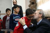 بازدیدهای نوروزی علی لاریجانی در قم