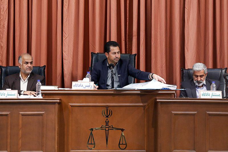 اولین جلسه محاکمه علنی محمدعلی نجفی فردا برگزار خواهد شد