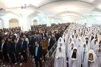 زوجهای دانشجوی مناطق زلزله زده میهمان امام رضا(ع) میشوند