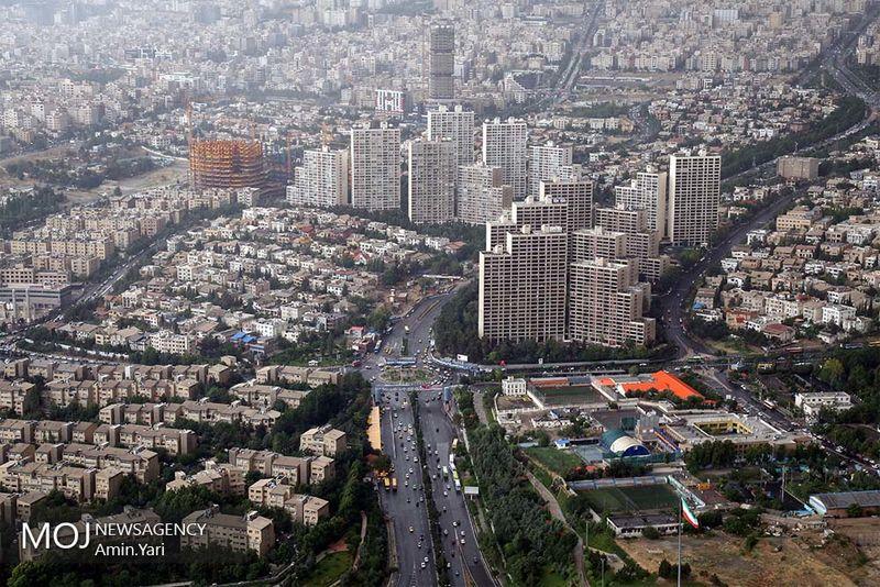کیفیت هوای تهران در 10 شهریور سالم است