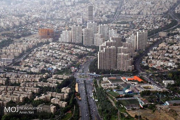 کیفیت هوای تهران در 13 شهریور سالم است