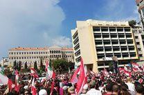 تجاوز ناو رژیم صهیونیستی به حریم آبی لبنان