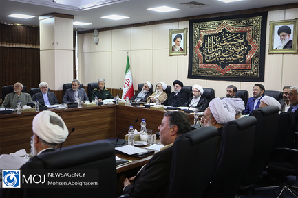 جلسه مجمع تشخیص مصلحت نظام - ۱۷ مهر ۱۳۹۸