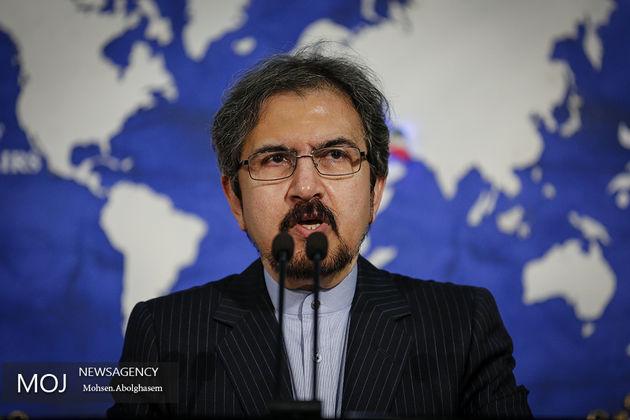 محکومیت عملیات تروریستی شب گذشته اسپانیا توسط ایران