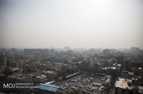 کیفیت هوای تهران در 26 آذر ناسالم است