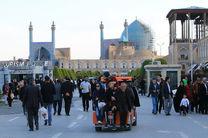 """میدان امام (ره) به احترام """"زمین"""" خاموش می شود"""