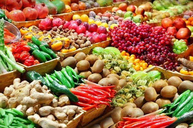 قیمت میوه و سبزی 12 شهریور اعلام شد