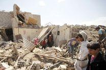 27 کشته و زخمی در حمله جنگنده های ائتلاف سعودی به استان حجه